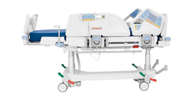 Linet Multicare Bed   Product Showroom   Medical Dealer Magazine