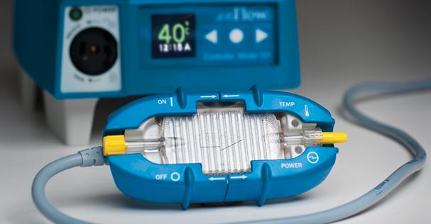 Medical Dealer Magazine | November 2012 | GE Enflow IV Fluid/Blood Warmer