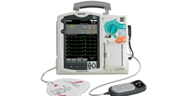 Medical Dealer Magazine | February | Product Showroom Philips HeartStart
