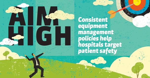Medical Dealer Magazine | Cover Story | Aim High
