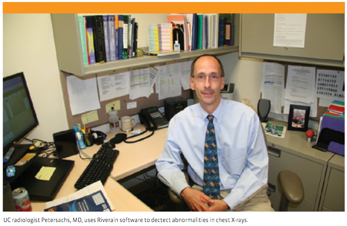 Medical Dealer Magazine | Success story | UC Radiology