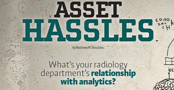 Medical Dealer Magazine | Cover Story November | Asset Hassles
