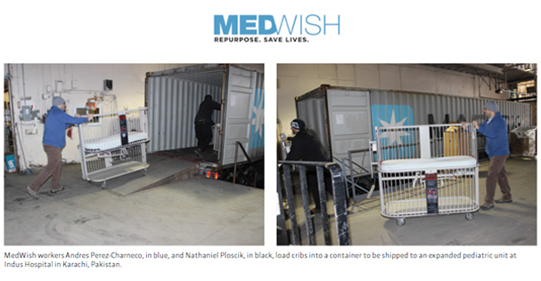 Medical Dealer Magazine | Slice of Life | Pay It Forward | MedWish