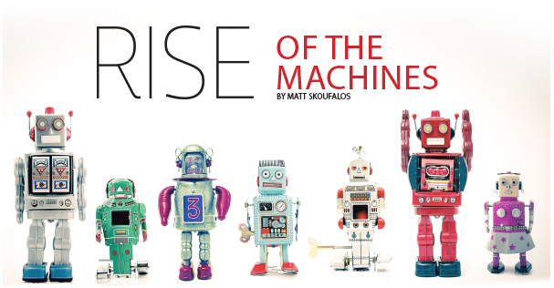 Medical Dealer | Cover Story | Rise of the Machines