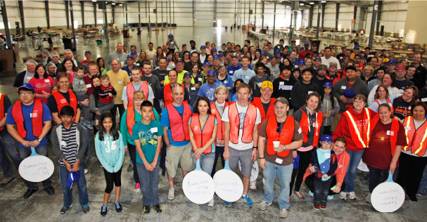 Medical Dealer Magazine | Pay it Forward | Medline Makes a Difference Day