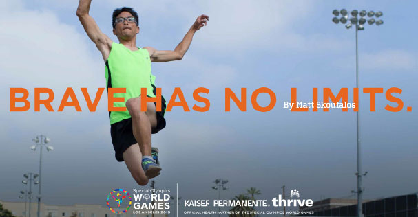 Medical Dealer Magazine | Pay it Forward : Kaiser Permanente physicians support Special Olympics