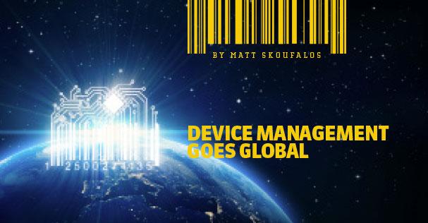 Medical Dealer | Cover Story | Device Management Goes Global