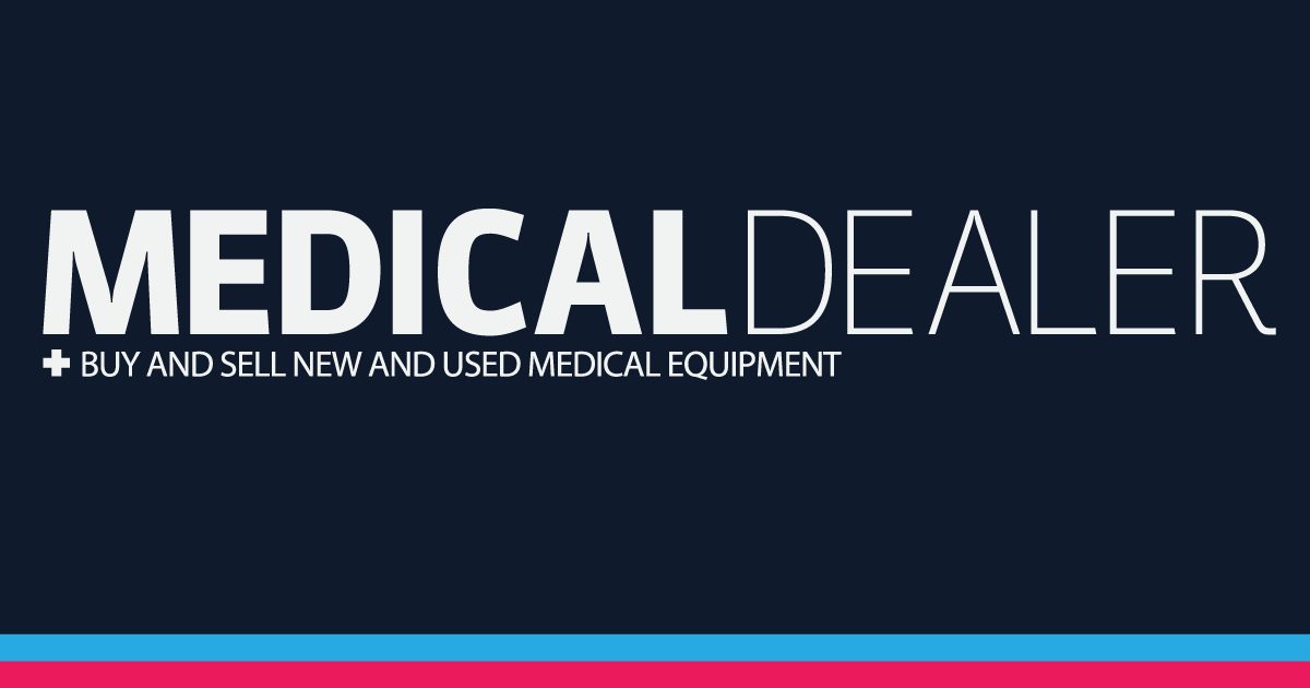 Buy & Sell New & Used Medical Equipment