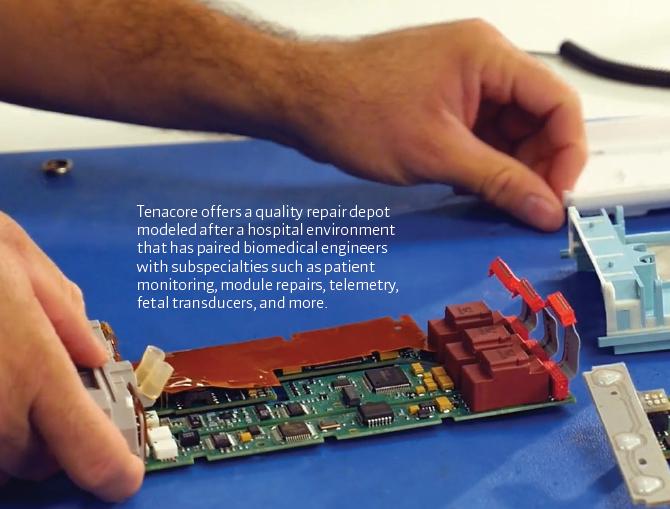 tenacore-repair