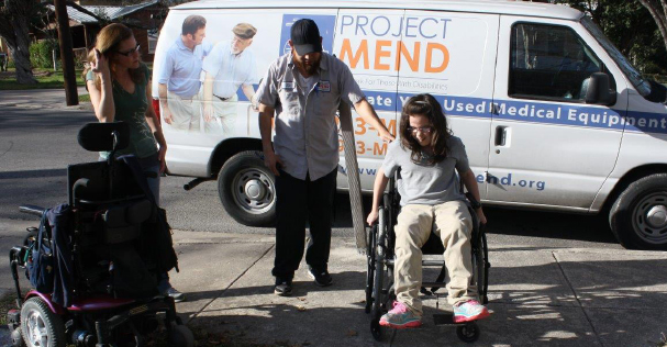 Pay it Forward: Project Mend