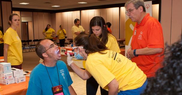 Pay it Forward: Special Olympics North Carolina