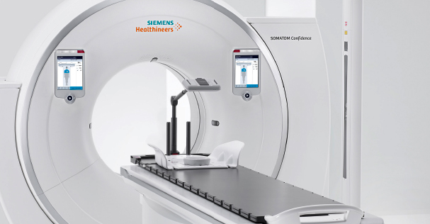 Siemens Healthineers Receive FDA Clearance for SOMATOM Confidence RT Pro CT System
