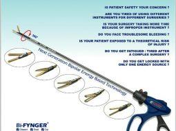 Excalibur Bi-Fynger Dissection Device