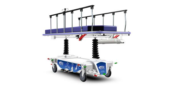 MAC Medical Inc.: 5th Wheel Transport Stretcher (PTF1000)