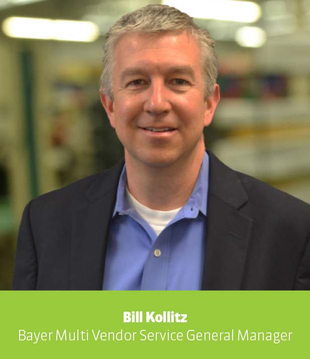 Bill Kollitz Bayer
