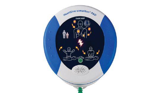 Physio-Control Automatic External Defibrillator