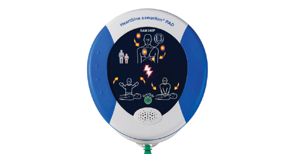 Physio-Control Automatic External Defibrillator