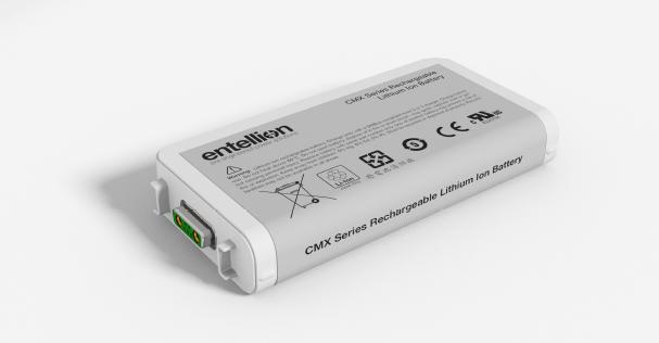 Accutronics: CMX series smart batteries