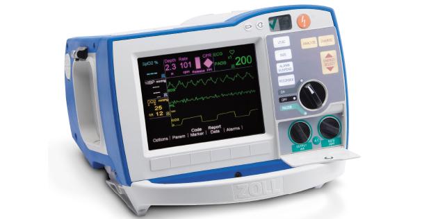 ZOLL R Series Monitor/Defibrillator