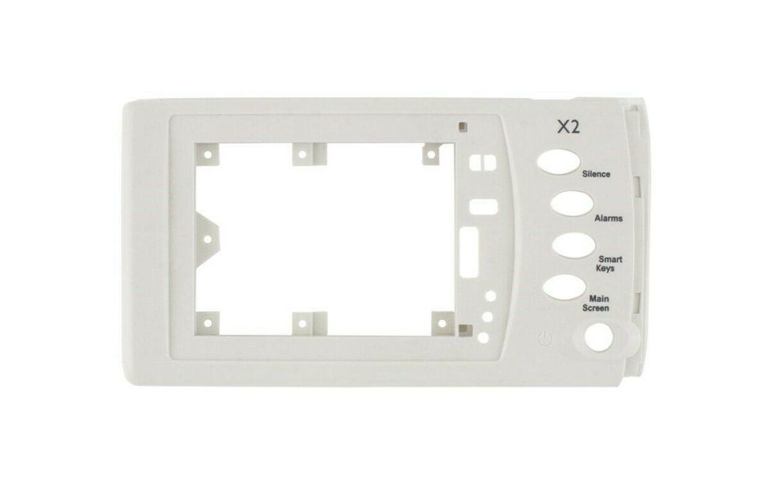 Philips IntelliVue X2 Front Bezel Case Replacement Warranty