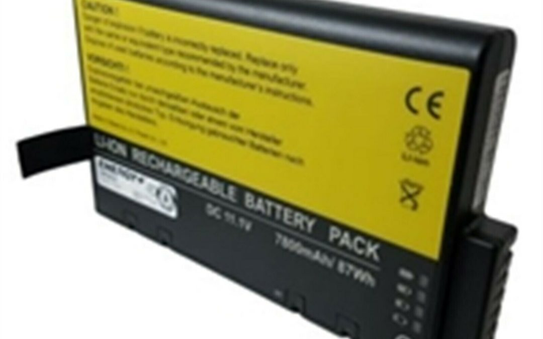 Patient Monitor Replacement Lithium Ion Battery