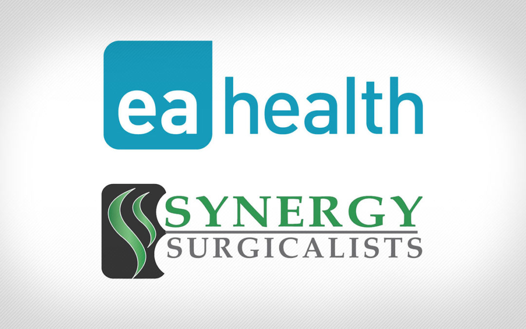 EA Health and Synergy Surgicalists Announce Business Merger